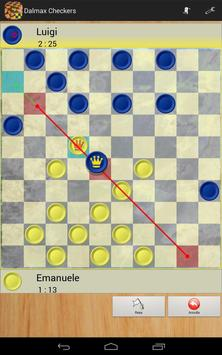 Checkers by Dalmax screenshot 19