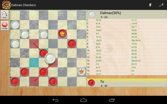 Checkers by Dalmax screenshot 16