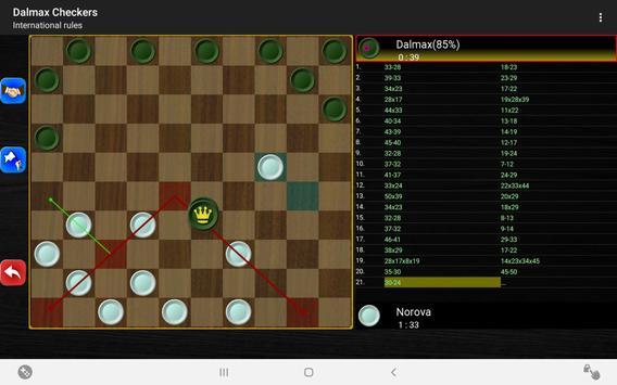 Checkers by Dalmax screenshot 12