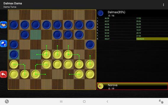 Checkers by Dalmax screenshot 14