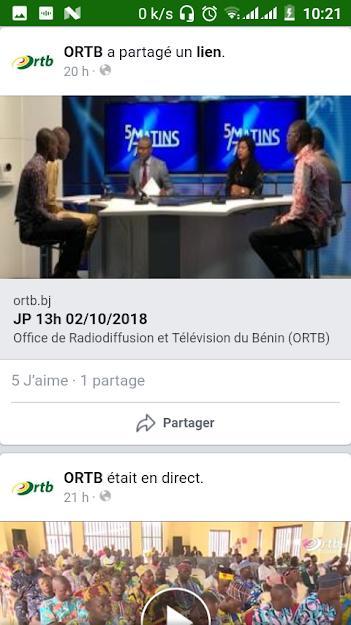 FM TÉLÉCHARGER ORTB