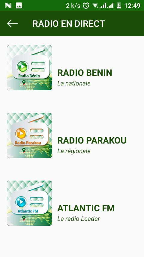ORTB FM GRATUIT TÉLÉCHARGER