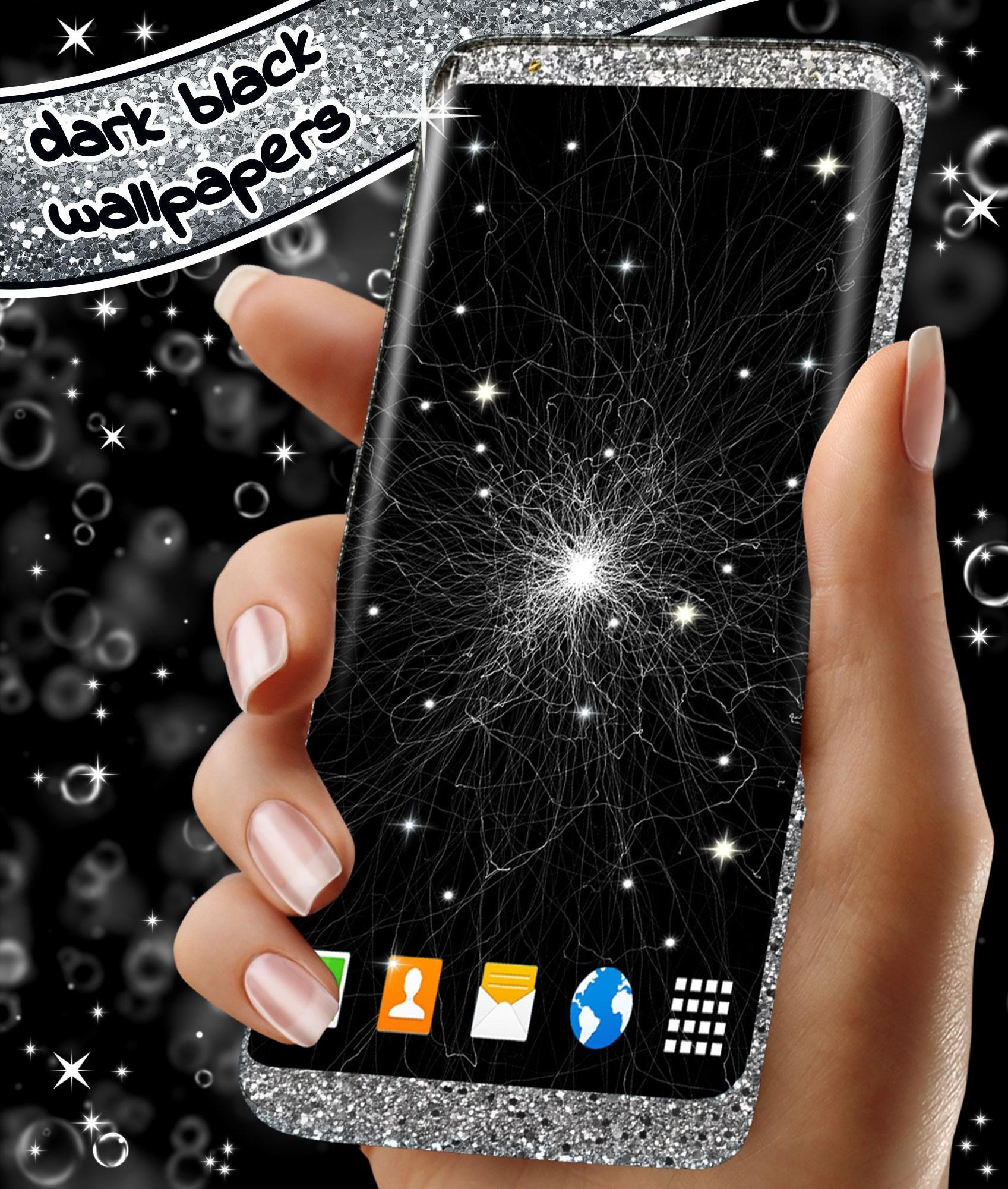HD Black Live Wallpaper - Amoled Wallpaper Themes for ...