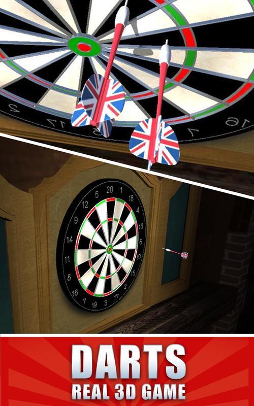 free 3d darts game download