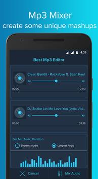 Best Mp3 Editor screenshot 2
