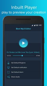 Best Mp3 Editor screenshot 6