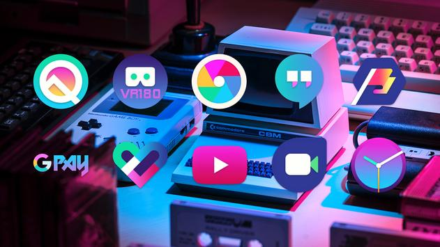 ULTRA - 80s Icon Pack syot layar 1