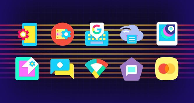 ULTRA - 80s Icon Pack syot layar 14
