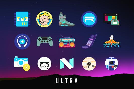 ULTRA - 80s Icon Pack syot layar 5