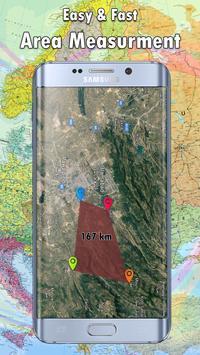 Calcul de terrains et de distances capture d'écran 5
