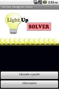 Light Up Solver poster