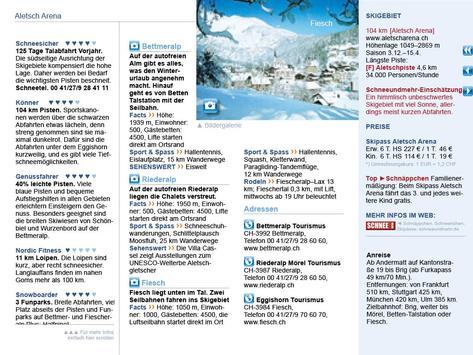Schnee&mehr Der Skiatlas 2019 screenshot 10