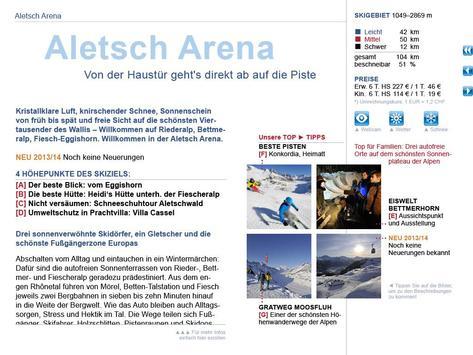 Schnee&mehr Der Skiatlas 2019 screenshot 12