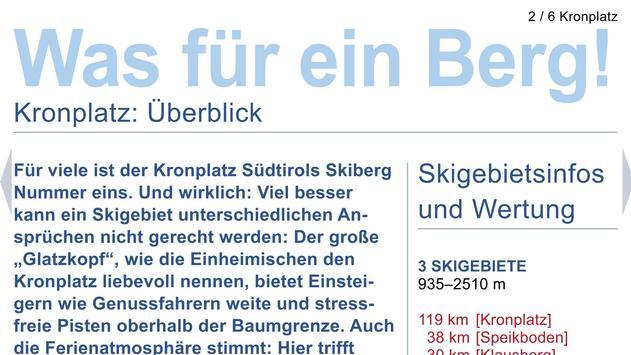 Schnee&mehr Der Skiatlas 2019 screenshot 1