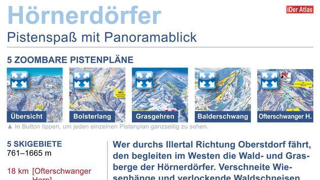 Schnee&mehr Der Skiatlas 2019 screenshot 2