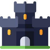 Incremental Castle Clicker Game icon