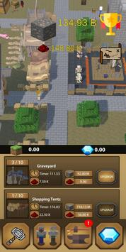 Incremental Castle Clicker Game screenshot 4