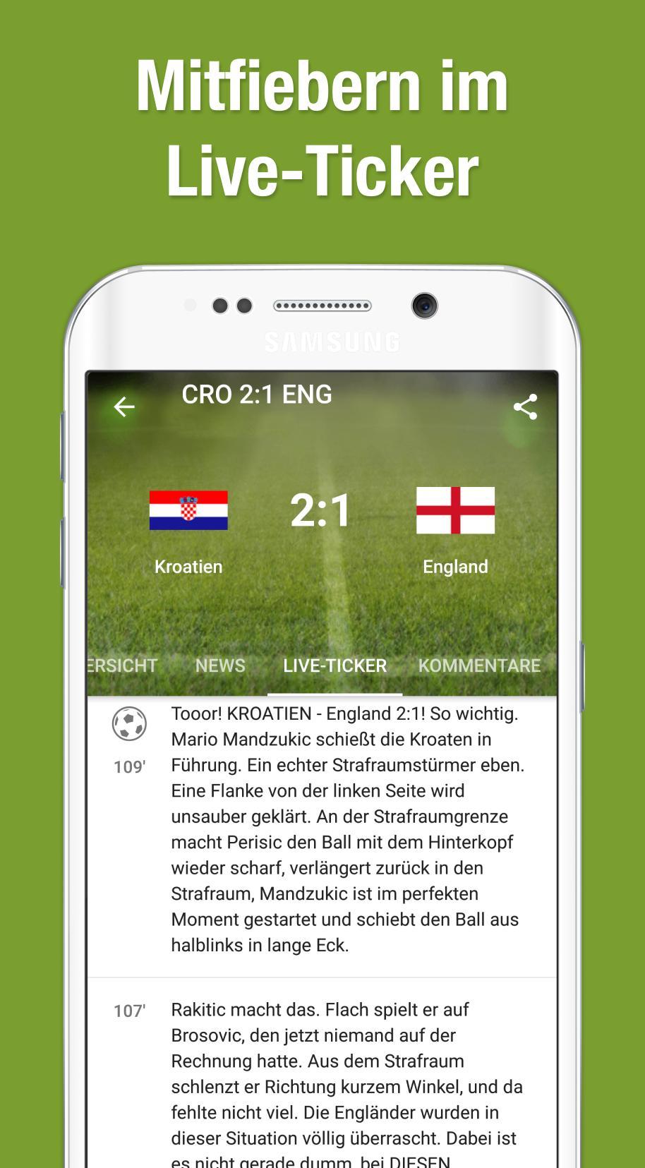 Tv De Bundesliga Fussball App For Android Apk Download