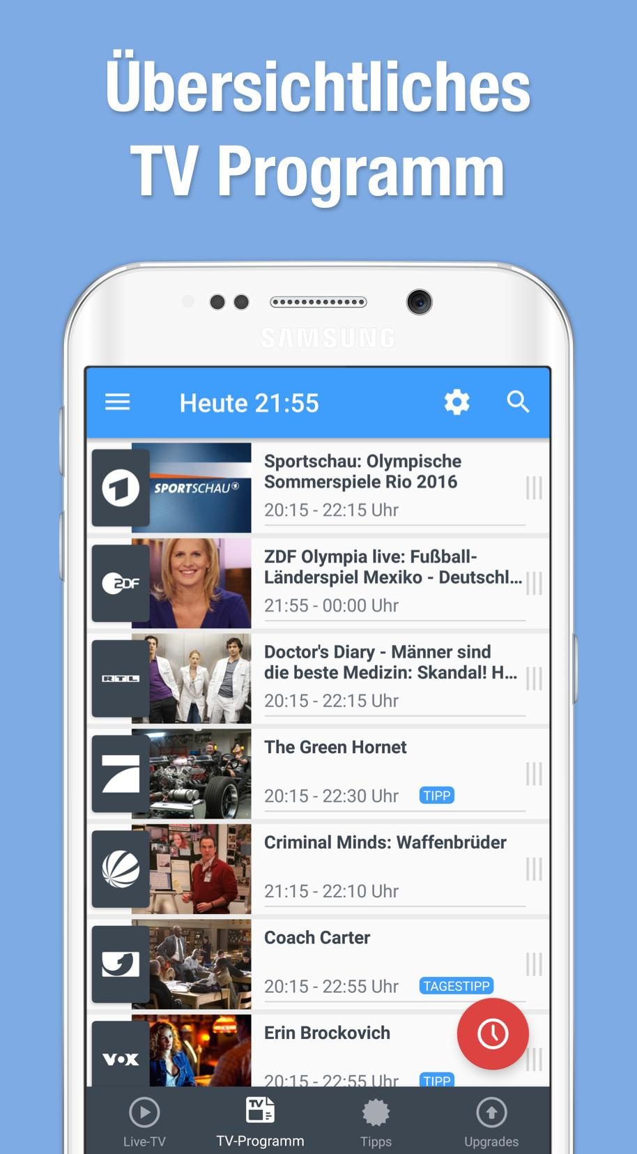 TV App Live Mobile Television for Android - APK Download