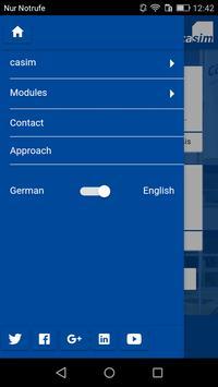 casim-App screenshot 1