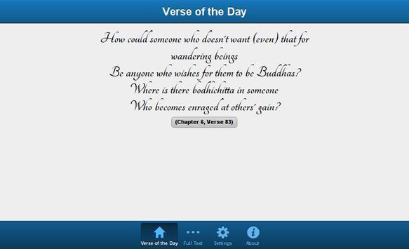 Shantideva Verses screenshot 4