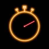 Reaction Test Glow icon
