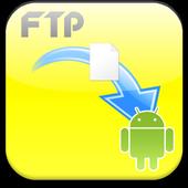 One click FTP icon