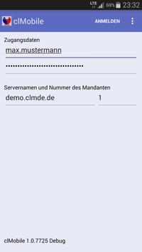 clMDE Mobile poster