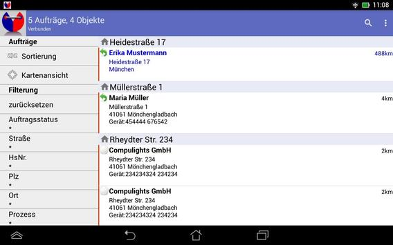 clMDE Mobile screenshot 14