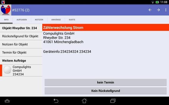 clMDE Mobile screenshot 15