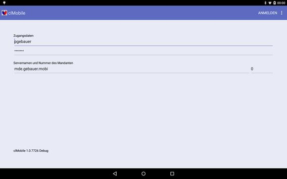 clMDE Mobile screenshot 8