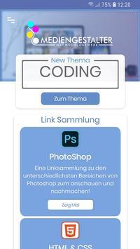 MedNa - media designer reference work poster