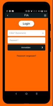 FIA Vorfahrtservice screenshot 1