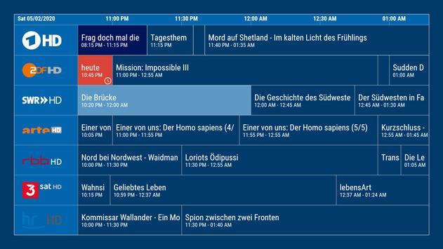 dream Player TV for TVheadend screenshot 7