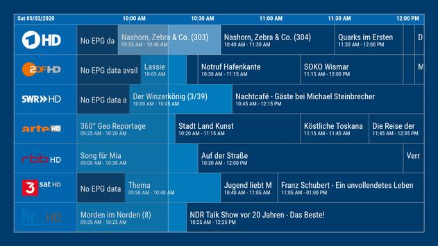 dream Player TV for TVheadend screenshot 18