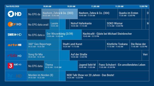 dream Player TV for TVheadend screenshot 2