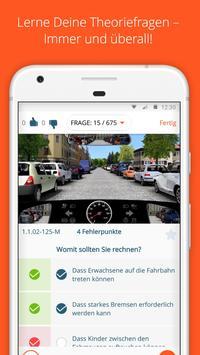 123 FÜHRERSCHEIN - Theorie für die Fahrschule screenshot 2