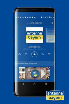 ANTENNE BAYERN screenshot 2