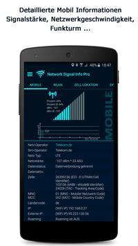 Network Signal Info Screenshot 2