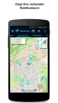 Network Signal Info Screenshot 3