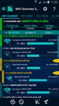 WiFi Overview 360 Affiche