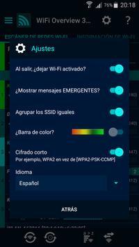 WiFi Overview 360 captura de pantalla 7