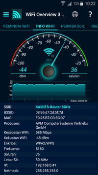 WiFi Overview 360 screenshot 1