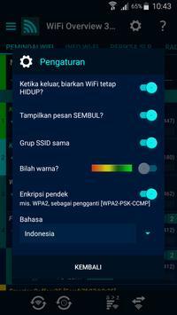 WiFi Overview 360 screenshot 6