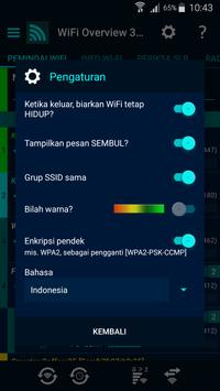 WiFi Overview 360 syot layar 6