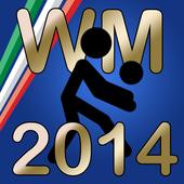 2014 Volleyball Women's WorldC icon