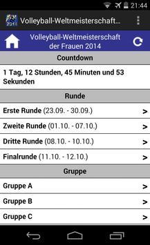 2014 Volleyball Women's WorldC screenshot 3