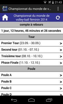 2014 Volleyball Women's WorldC screenshot 4