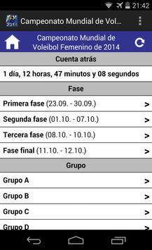 2014 Volleyball Women's WorldC screenshot 5