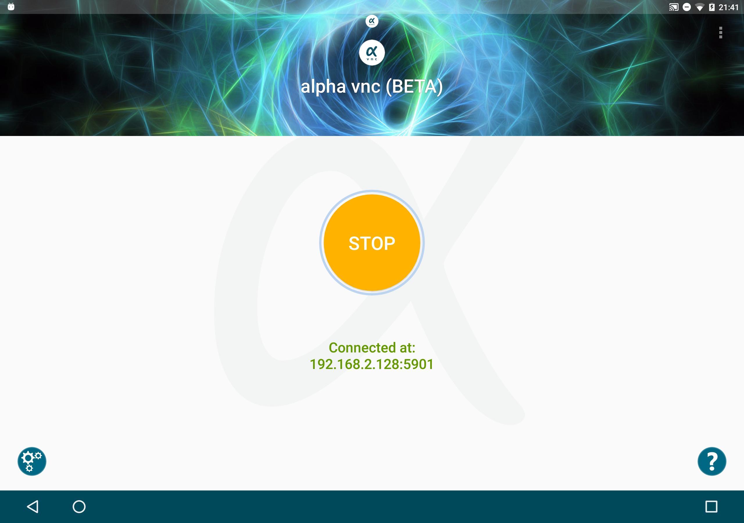 alpha vnc lite for Android - APK Download
